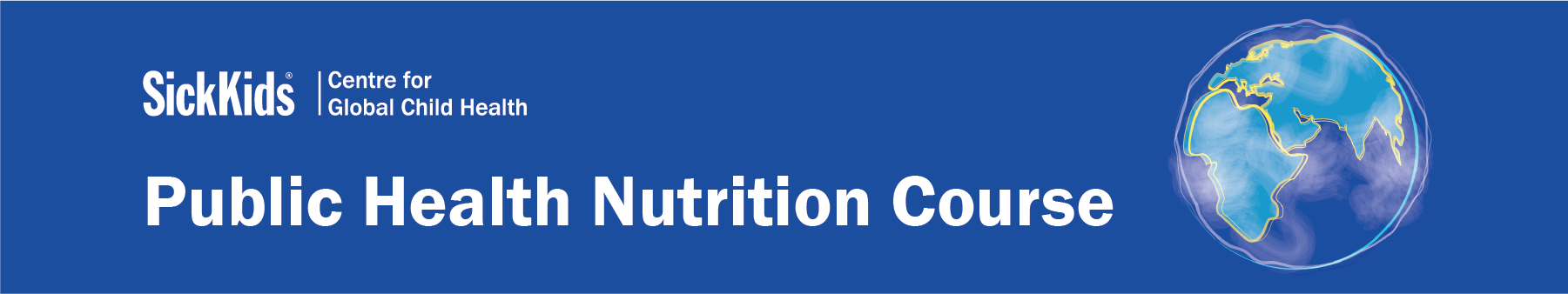 SickKids Public Health Nutrition Course